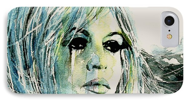 Bardot IPhone Case by Paul Lovering