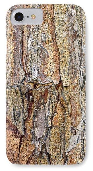 Bark No. 56-1 IPhone Case by Sandy Taylor