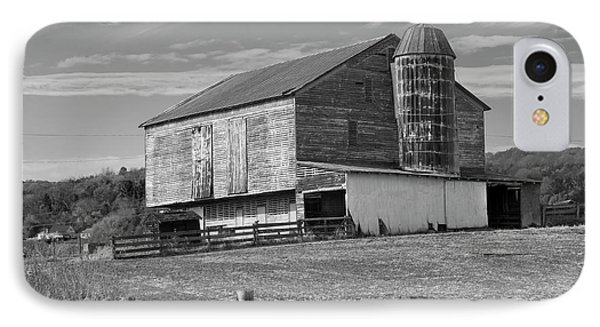 IPhone Case featuring the photograph Barn 1 by Mike McGlothlen