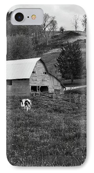 IPhone Case featuring the photograph Barn 4 by Mike McGlothlen