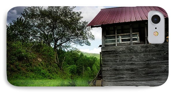 Barn After Rain IPhone Case by Greg Mimbs
