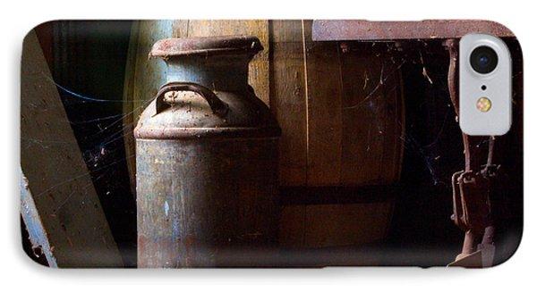 Barn Art Phone Case by Jim Finch