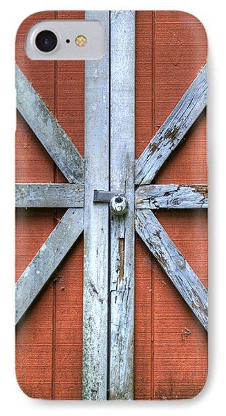 Barn Door 2 Phone Case by Dustin K Ryan