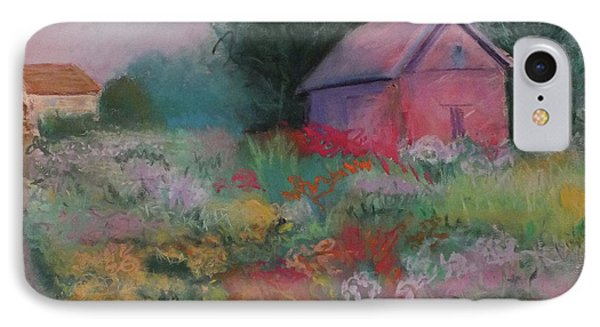 Colorful Barn In Summer IPhone Case