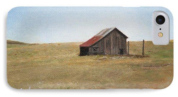 Barn Phone Case by Joshua Martin