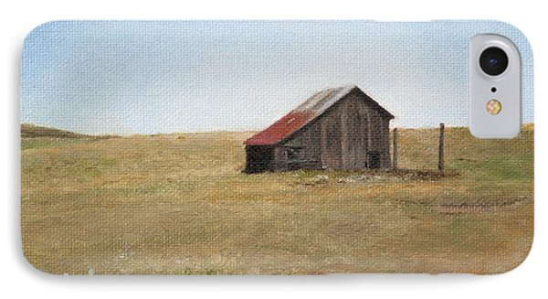 IPhone Case featuring the painting Barn by Joshua Martin