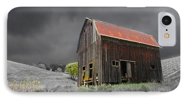 Barn Life IPhone Case