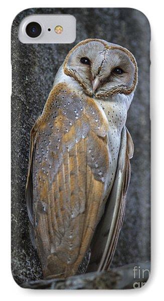 Barn Owl IPhone 7 Case