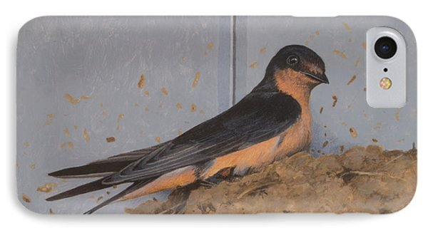 Barn Swallow IPhone Case