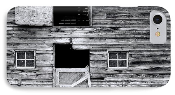 Barn Texture IPhone Case