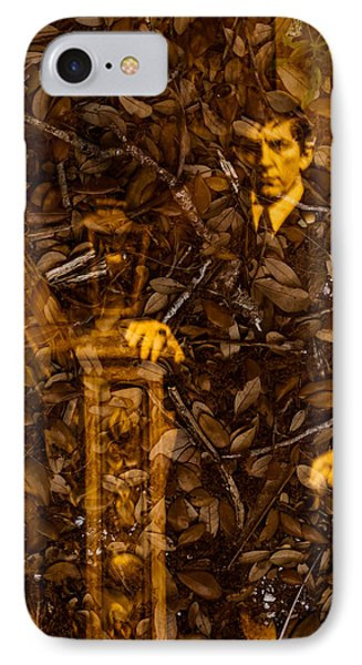 IPhone Case featuring the photograph Barnabas by Randy Sylvia