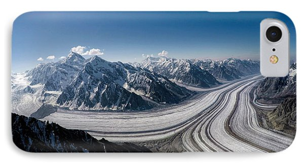 Barnard Glacier Alaska IPhone Case