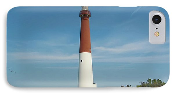 Barnegat Lighthouse Phone Case by Bill Cannon
