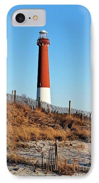 Barnegat Lighthouse Nj Phone Case by John Greim