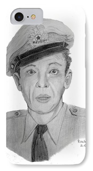 Barney Fife IPhone Case