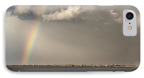 Barnstable Harbor Rainbow IPhone Case