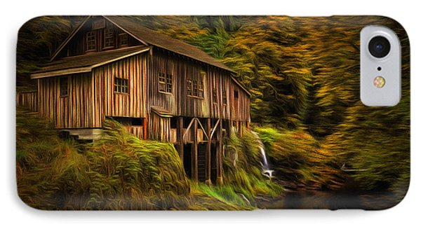 Baroque Cedar Grist Mill IPhone Case