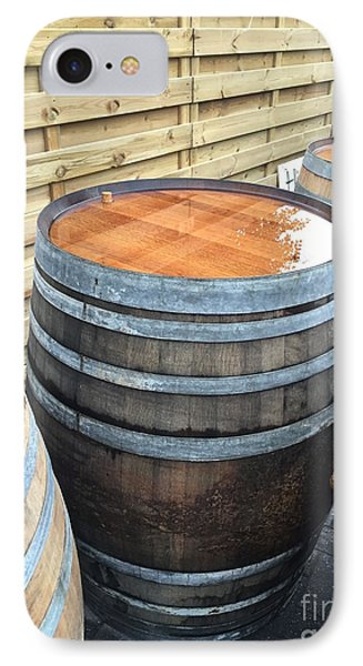 Barrels In Belgium IPhone Case by Evan N