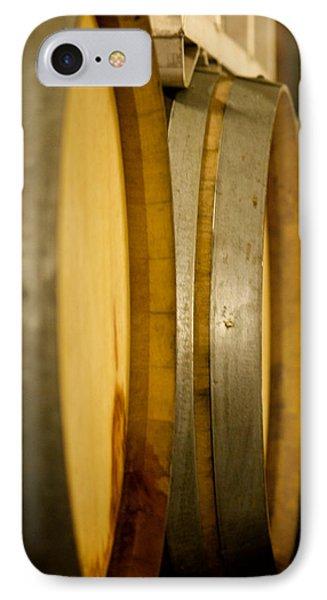Barrels Of Fun Phone Case by Lisa Knechtel