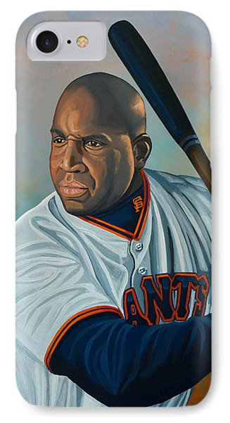 Barry Bonds IPhone Case