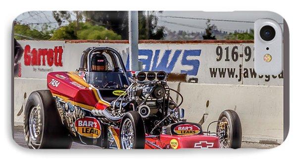 Bars Leak Racer IPhone Case