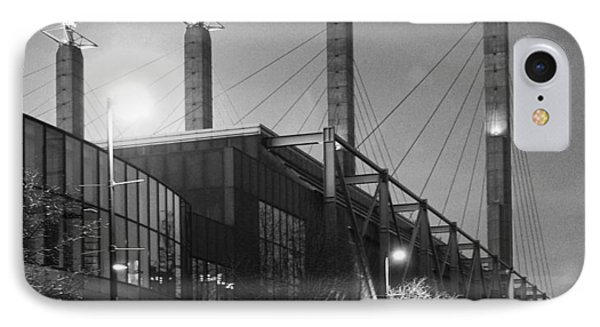 IPhone Case featuring the photograph Bartle Hall by Jim Mathis