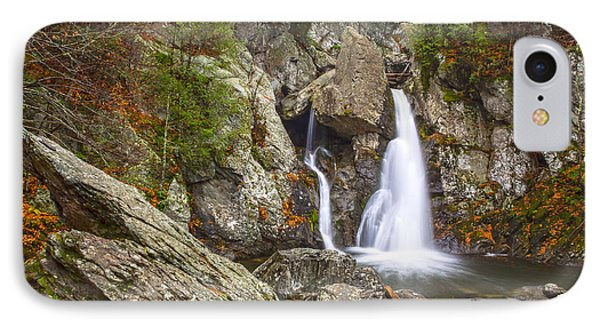 Bash Bish Falls In November 2 IPhone Case