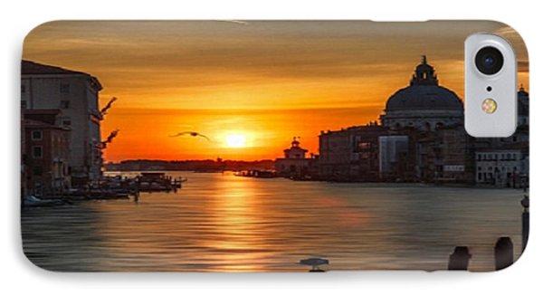 Basilica Di Santa Maria Dela Salute, Venice IPhone Case