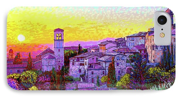 Basilica Of St. Francis Of Assisi IPhone Case
