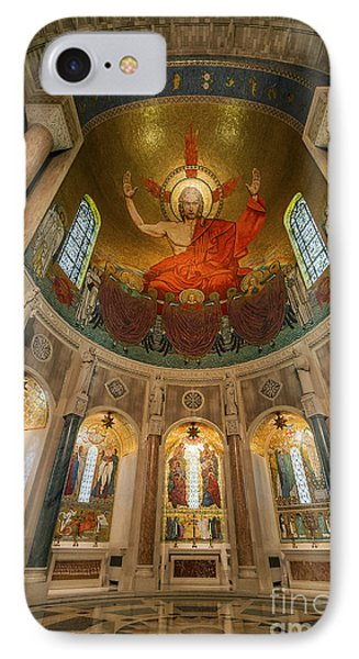 Basilica Of The National Shrine IPhone Case by John Greim
