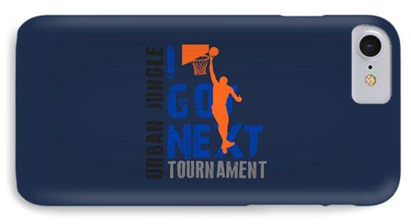 Basketball I Got Next IPhone Case by Joe Hamilton