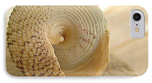 Basking Seashell IPhone Case