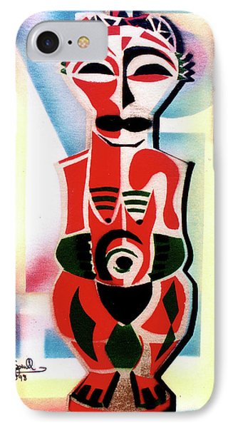 Basonge Fetish IPhone Case