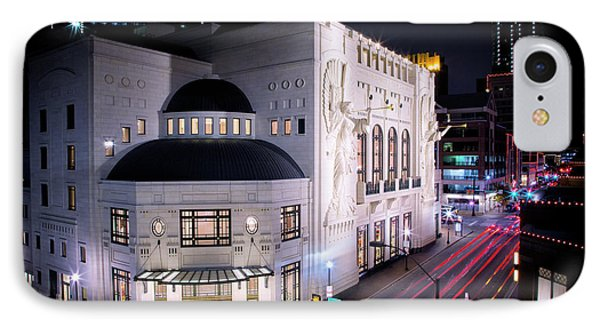 Bass Hall Resplendence IPhone Case by Stephen Stookey