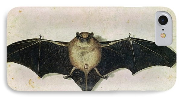 Bat IPhone Case by Albrecht Durer