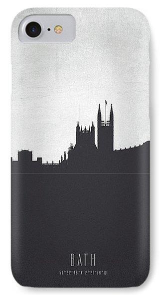 Bath England Cityscape 19 IPhone Case