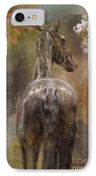 Bath Time IPhone Case by Kathy Russell