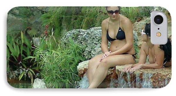 Bathing Beauties IPhone Case