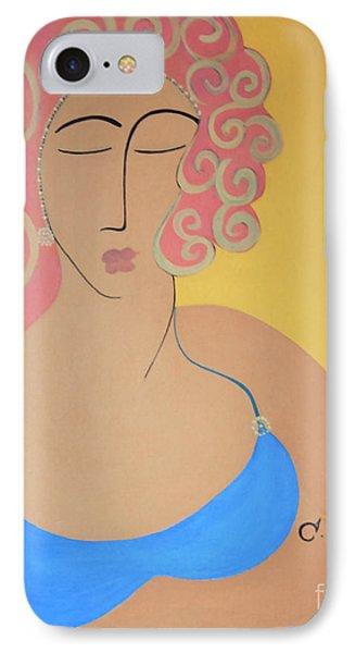 Bathing Beauty IPhone Case