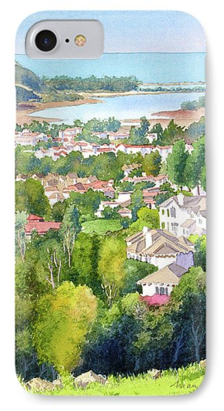 Batiquitos View IPhone Case by Mary Helmreich