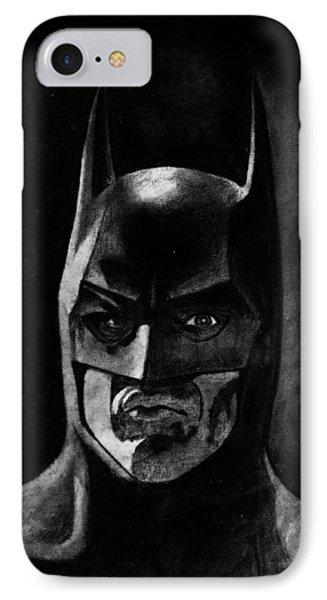 Batman Phone Case by Salman Ravish