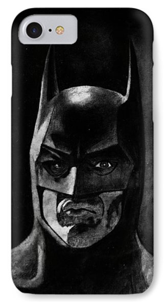Batman IPhone Case by Salman Ravish