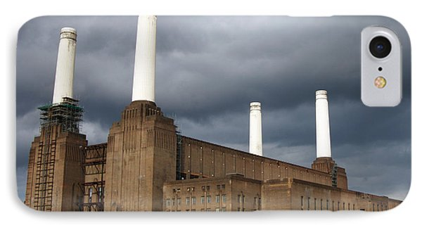 Battersea Power Station, London, Uk Phone Case by Johnny Greig