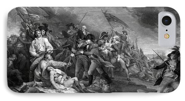Battle Of Bunker Hill IPhone 7 Case by War Is Hell Store