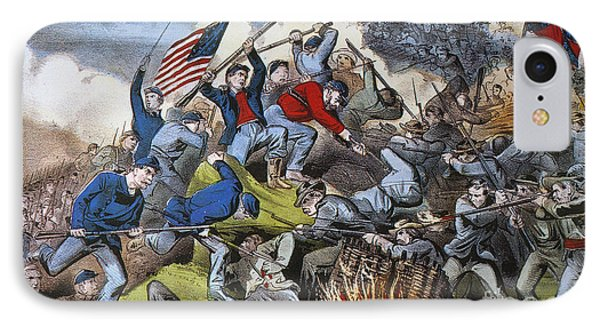 Battle Of Chattanooga 1863 Phone Case by Granger