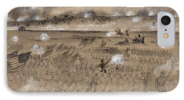 Battle Of Fredericksburg Phone Case by Granger