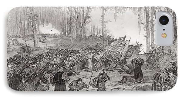 Battle Of Mill Creek Kentucky 1862 IPhone Case by Vintage Design Pics