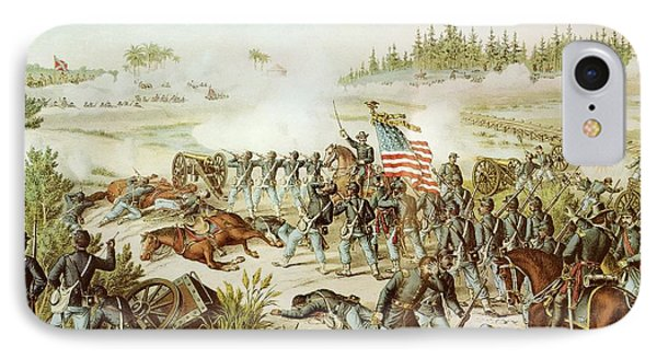 Battle Of Olustee IPhone Case by American School