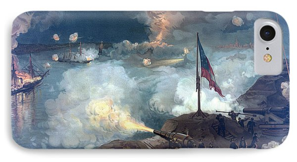 Battle Of Port Hudson IPhone Case by War Is Hell Store