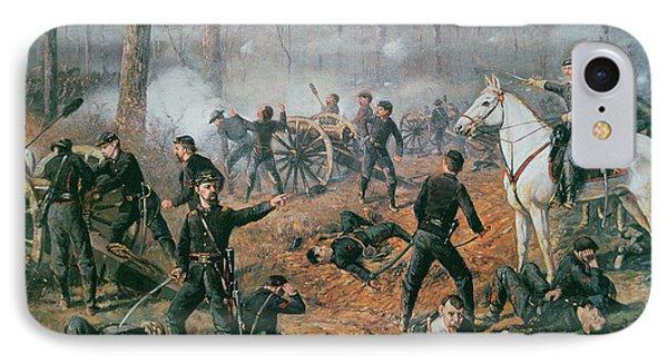 Battle Of Shiloh IPhone Case